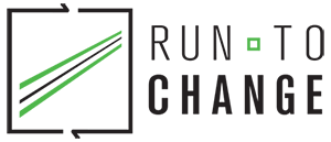 Run To Change Logo